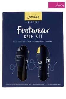 Joules Blue Footwear Care Kit