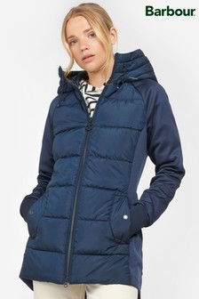 Barbour® Coastal Standstell Quilted Hybrid Jacket