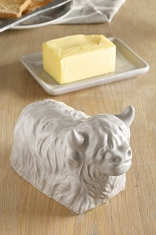 Hamish Butter Dish