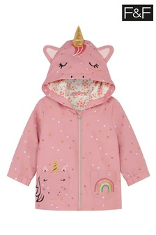 F&F Pink Unicorn Mac