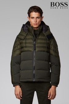 BOSS Green Olooh Padded Jacket