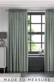 Jasper Alpine Green Made To Measure Curtains