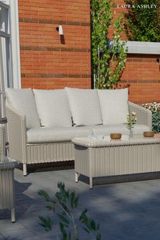 Arley Outdoor Lounging Sofa by Laura Ashley