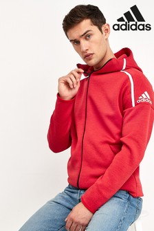 adidas Red Z.N.E Pullover Hoodie