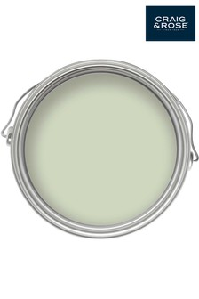 Chalky Emulsion Soft Green Paint by Craig & Rose