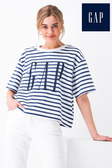 Gap Short Sleeve Boxy Fit T-Shirt