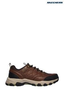 Skechers® Brown Selmen-Helson Shoes