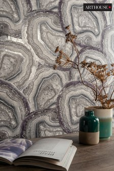 Agate Wallpaper by Arthouse