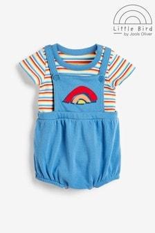 Little Bird Romper And Bodysuit Set