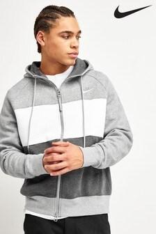 Nike Air Zip Through Fleece Hoody