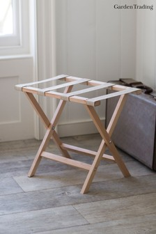 Weekend Folding Luggage Rack by Garden Trading