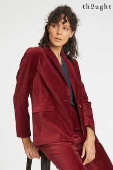 Thought Red Zillah Jacket