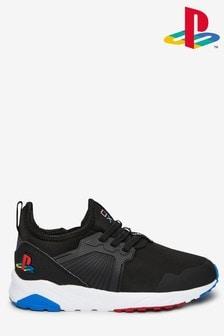 נעלי ספורט גמישות עם שרוכים PlayStation™ (נוער)