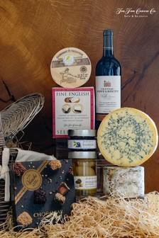 A Weekend Getaway Hamper by The Fine Cheese Co.