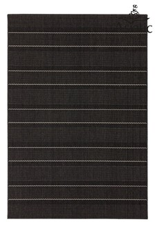 Patio Stripe Rug by Asiatic Rugs
