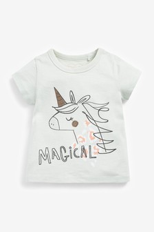 Unicorn T-Shirt (3mths-7yrs)