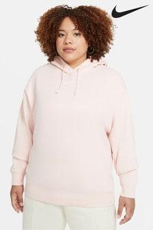 Nike Trend Fleece Baby Swoosh Oversized Hoodie