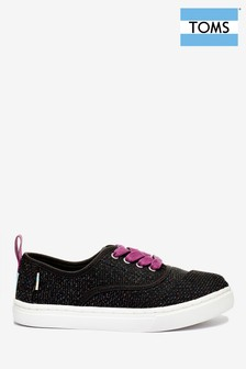 TOMS® Youth Cordones Cupsole Trainers