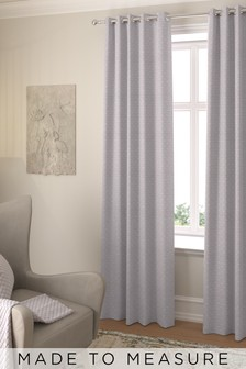 Windsor Wicker Natural Made To Measure Curtains