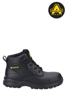 Amblers Safety Black AS605C Safety Boots