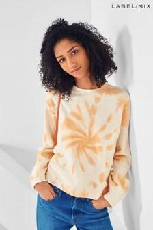 Mix/Scotch & Soda Tie Dye Sweatshirt