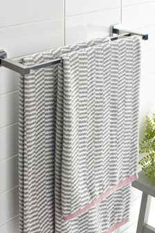 Garda Double Towel Rail