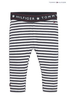 Tommy Hilfiger Blue Baby Tommy Leggings