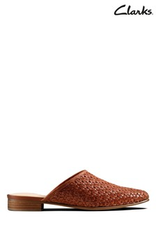 Clarks Tan Pure Blush Shoes