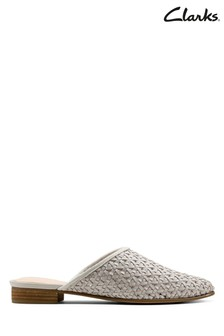 Clarks Grey Pure Blush Shoes