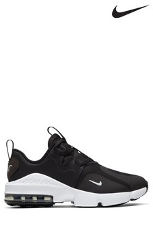 Nike Black/White Air Max Infinity Infant Trainers