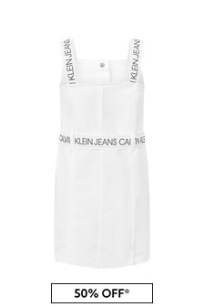 Calvin Klein Jeans Unisex Pink Cotton T-Shirt