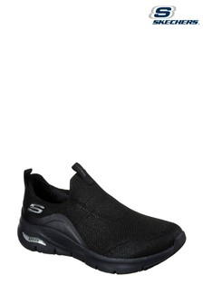 Skechers® Black Arch Fit Trainers