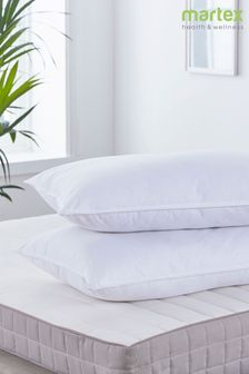 Set of 2 Martex Anti Allergy Pillows