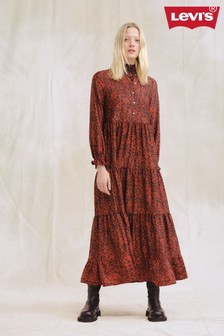 Levi's® Red Marion Dress