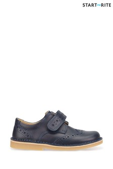 Start-Rite Blue Ludo Shoes