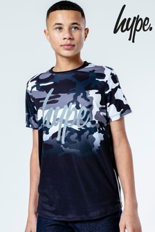 Hype. Civil Camo T-Shirt