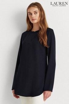 Lauren Ralph Lauren® Navy Tariot Tunic