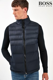 BOSS Blue Odoter Padded Vest
