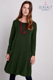 Seasalt Green Heartfelt Dress