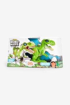 Robo Alive Dino T-Rex Series 2 Green