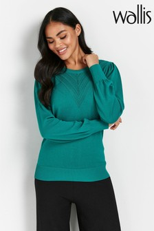 Wallis Puff Sleeve Top