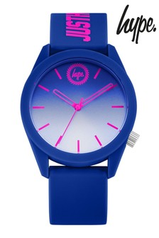 Hype. Navy/Pink JustHype. Kids Watch