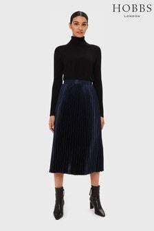 Hobbs Blue Sophie Skirt