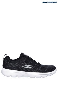 Skechers® Black Go Walk Evolution Ultra - Mirable Trainers