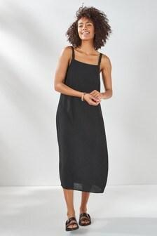 Square Neck Slip Dress