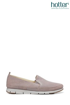 Hotter Alexa Slip-On Pump Shoes