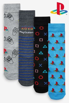Socks Four Pack