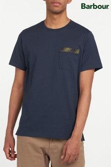 Barbour® Donal Tartan Pocket T-Shirt