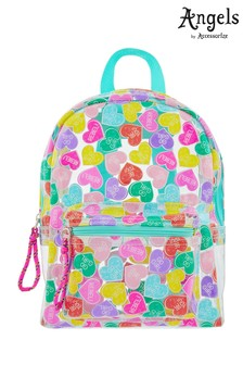 Accessorize Multi Candy Heart Jelly Backpack
