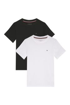 Tommy Hilfiger Blue T-Shirt 2 Pack